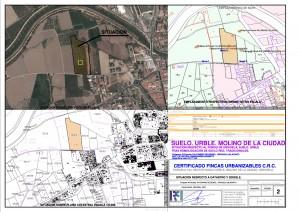 TASACION DE PARCELAS Y RÚTICAS urbanizables